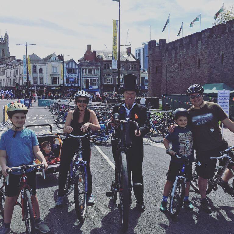 Car-free Cardiff achieves 69% air quality improvement