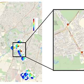 Easy integration of air quality data for smart cities with AQMesh