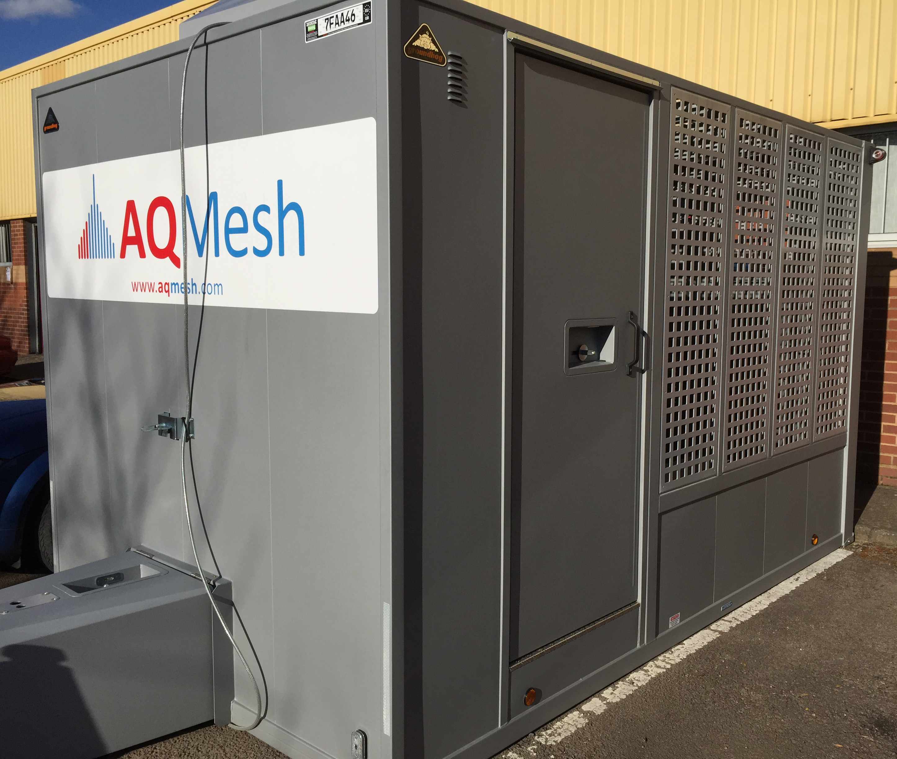 AQMesh: the most reliable air quality monitor?