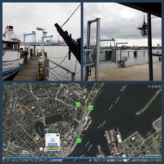 AQMesh measures influence of cruise ship emissions on local air quality